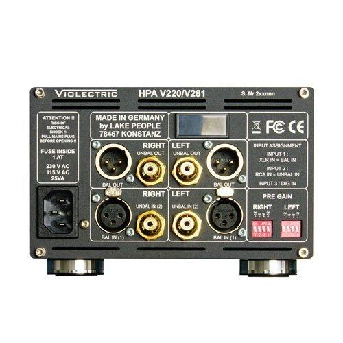 Violectric V220