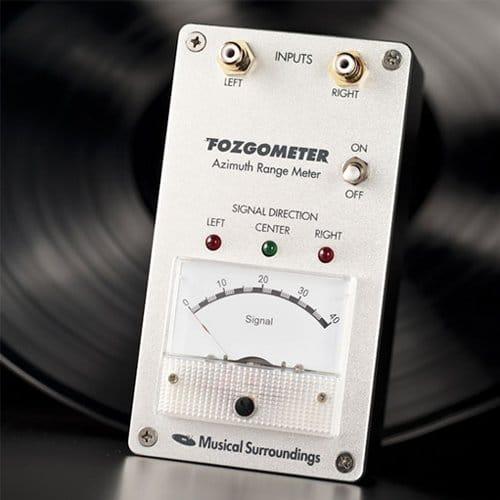 Musical Surroundings Fozgometer