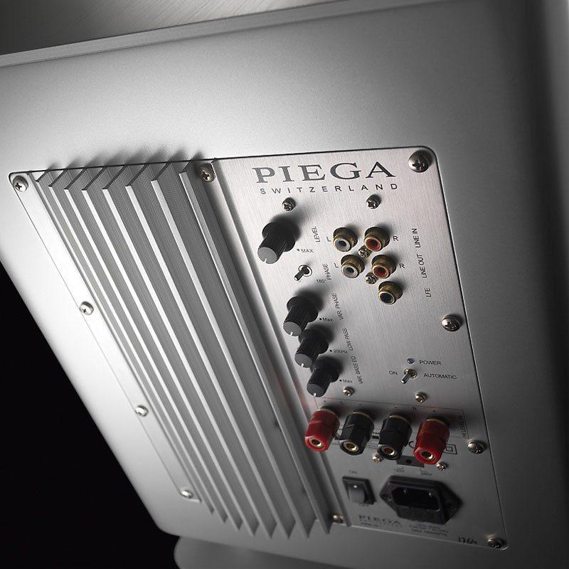 Piega PS1 - Sølv