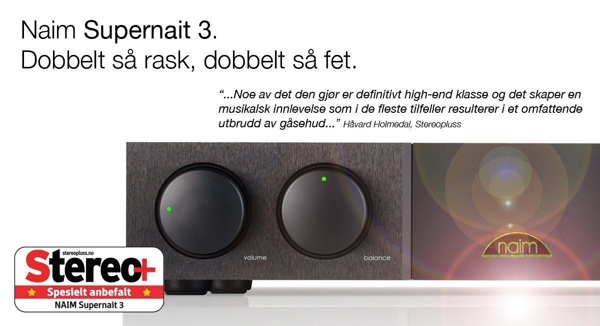 Naim Supernait3