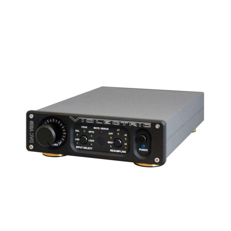 Violectric-DAC-V-850